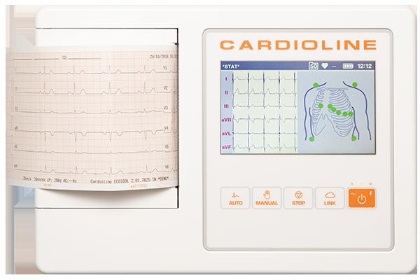 ECG 100L Cardio Line Inel