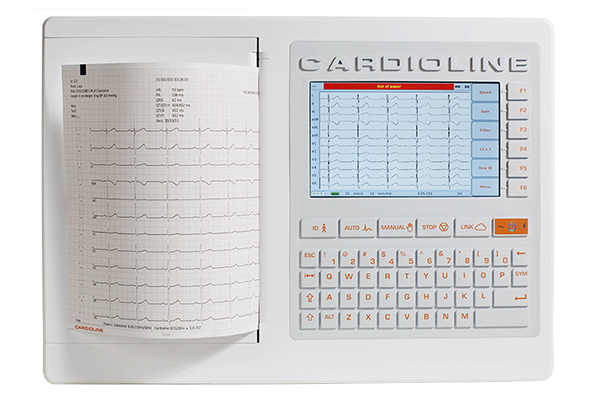 ECG 200+ Cardio Line Inel